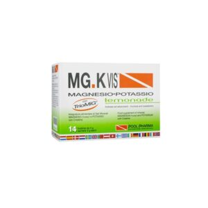 MG KVIS LEMONADE 14 buste magnesio potassio