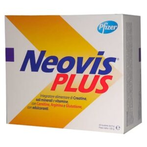 NEOVIS PLUS 20bs CREATINA, sali e vitamine