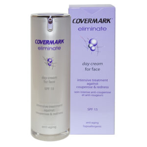 COVERMARK ELIMINATE DAY CREAM couperose e capillari