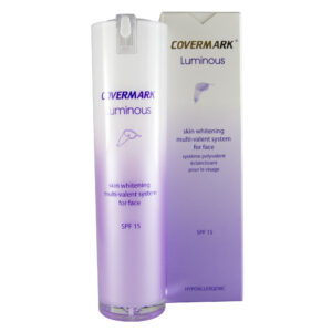 COVERMARK LUMINOUS CREAM SCHIARENTE pelle