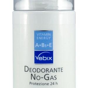 VEBIX DEODORANTE NO GAS protezione 24h