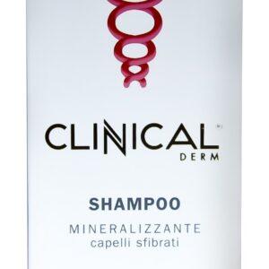 CLINICAL DERM Shampoo mineralizzante capelli sfibrati