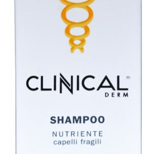 CLINICAL DERM Shampoo nutriente capelli fragili