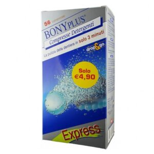 BONYPLUS compresse detergenti