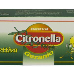 Nuova CITRONELLA Geranio