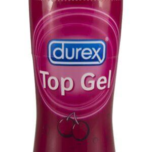 DUREX TOP GEL VERY CHERRY lubrificante intimo