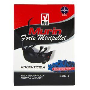 MURIN Forte Minipellet rodenticida