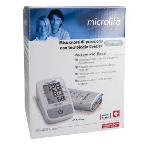 MICROLIFE misuratore di pressione Gentle+