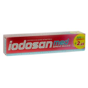 IODOSAN MED dentifricio