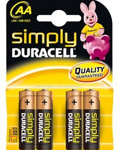 DURACELL SIMPLY STILO AA