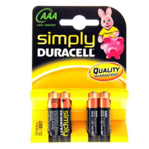 DURACELL SIMPLY MINI STILO AAA