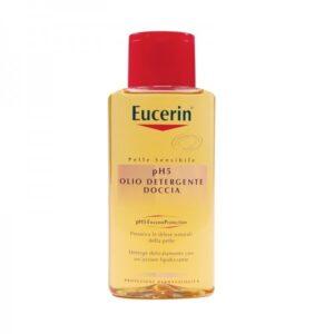 Eucerin Pelle Sensibile pH5 olio detergente doccia