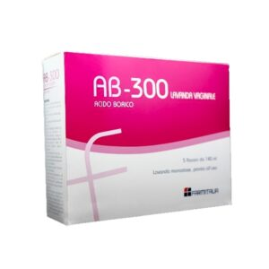 AB 300 LAVANDA VAGINALE 5 FLACONI 140ML