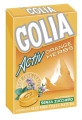 GOLIA ACTIV ORANGE HERBS 49G