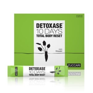 DETOXASE 10 DAYS TOTAL BODY RESET