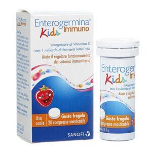 Enterogermina Kids immuno